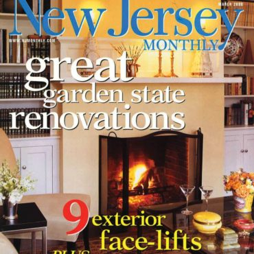 New Jersey Monthly Great Garden State Renovations