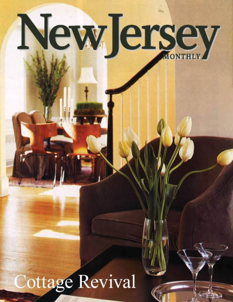 New Jersey Monthly Cottage Revival, Tom Conway architect