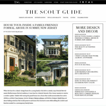 The Scout Guide: House Tour