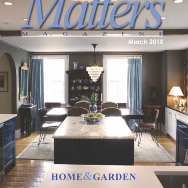 Matters Magazine: This is Home