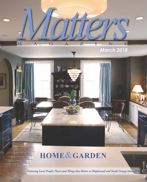 Tom Conway, Architect | Matters Magazine, Maplewood NJ
