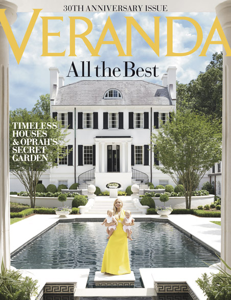 Veranda 30th Anniversary Issue | Tom Conway, Architect